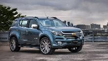 Chevrolet Trailblazer facelift to be launched in India in early 2017