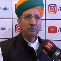 Cash credit limit for MSMEs raised to 30%: Arjun Ram Meghwal