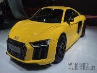 2016 Auto Expo: Audi R8 V10 Plus launched