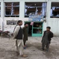 20 dead, 160 wounded as blast rips through Kabul protest