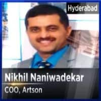 Earnings improved, but short of internal target: Artson COO
