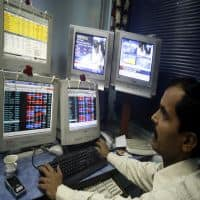 Sensex gains over 100 pts, Nifty firm; Reliance up 2%