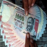 Rupee gains 18 paise, opens at 67.77 per dollar