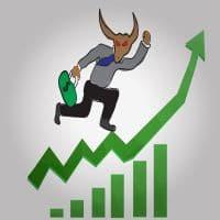 Sensex jumps 400 pts, Nifty eyes 7850; ICICI, M&M soar 4-5%