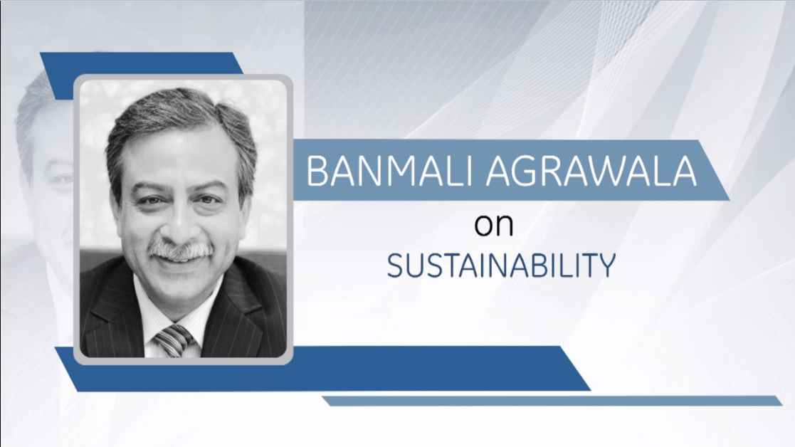 GE Step Ahead : Banmali Agrawala on Sustainability