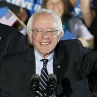 Sanders wins Time's poll of 100 most influential people