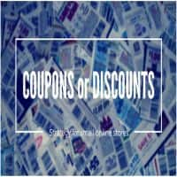 Couponing over discounts a thoughtful strategy for e-comm?