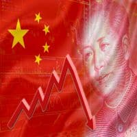 China cuts GDP target to 6.5%; to fall further behind India