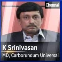 Expect 15% growth and 200 bps margin gain in FY17: Carborundum