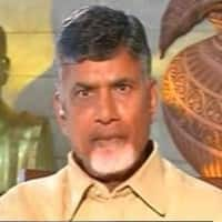 Chandrababu Naidu meets PM, raises issue of special status to AP