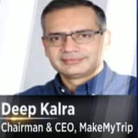 Deal with MakeMyTrip to help get offline mkt online: Ibibo chief