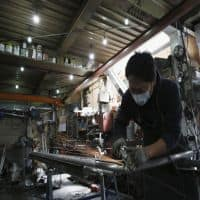 Japan February industrial output down 6.2% MoM