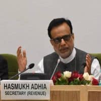 Hashmukh Adhia flags concerns over India Inc's readiness for GST