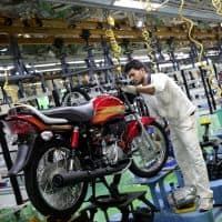 Hero MotoCorp sales down 13% in November