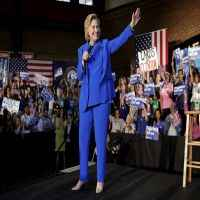 Don't allow Trump to set foot in Oval Office: Hillary Clinton