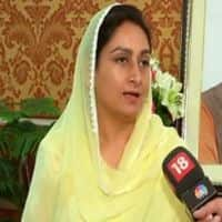 FDI in food processing to help farmers: Harsimrat Kaur Badal
