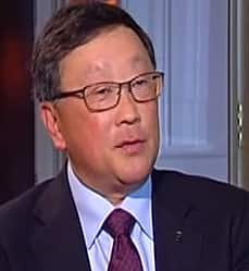 Going to make a tough call in September: BlackBerry's John Chen