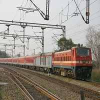 Railways start optional catering scheme in two trains