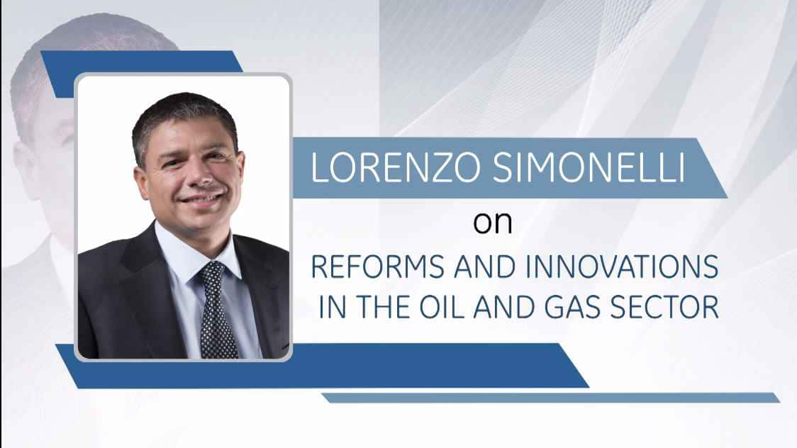 GE Step Ahead : Lorenzo Simonelli on Reforms & Innovations in Oil & Gas