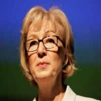 Leadsom quits race for British PM, leaving May unopposed