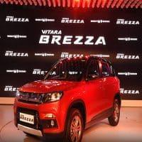 Maruti Vitara Brezza crosses 1 lakh cumulative sales milestone