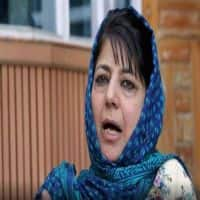 Mehbooba Mufti sworn in as first woman Chief Minister of J&K
