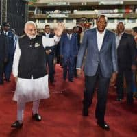India, Kenya sign 7 pacts; to deepen cooperation in security