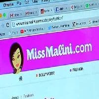 Moving from website to TV: MissMalini.com