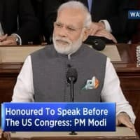Read and watch: Speech of PM Modi in US Congress
