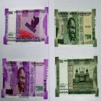 New Rs 500, 2,000 notes come with extra security features