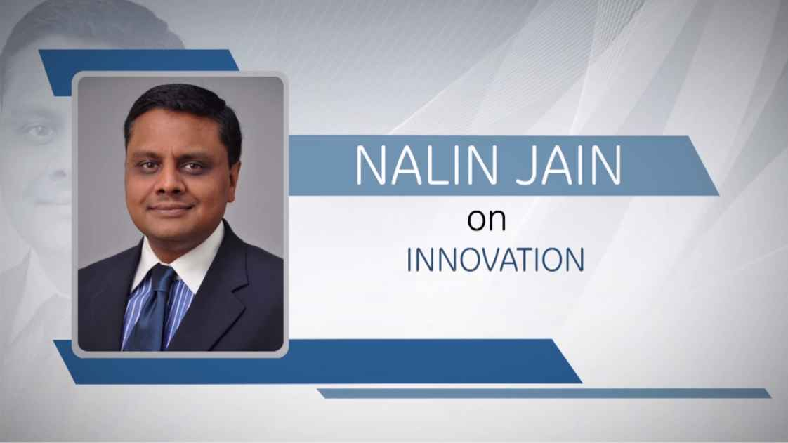 Nalin Jain on Innovation