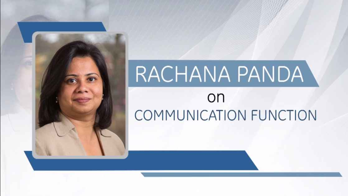 GE Step Ahead : Rachana Panda on Role of Communication Function