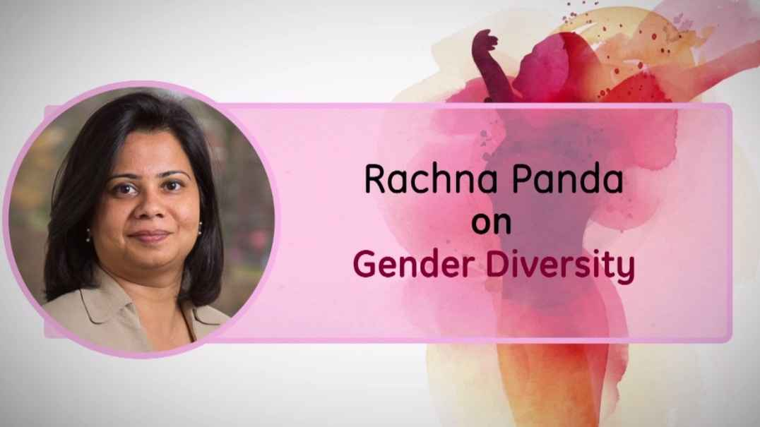 GE Step Ahead : Rachana Panda on Women Empowerment