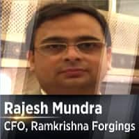 New press may lift sales by 10-15% in FY17: Ramkrishna Forgings