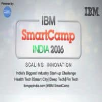 SmartCamp India 2016: A start-up challenge