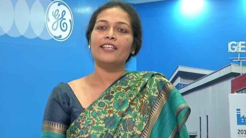 GE Step Ahead : Sukla Chandra on Edison Challenge