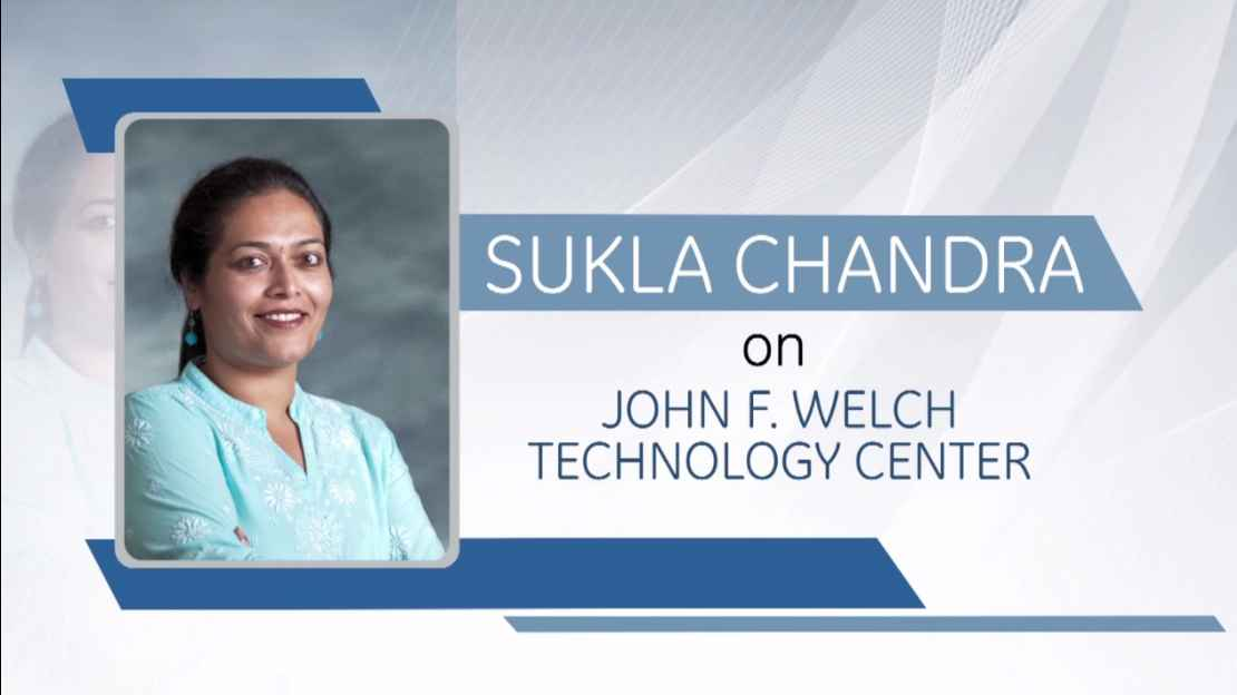 GE Step Ahead : Sukla Chandra on JFWTC