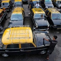 Transport Min panel for up to 4 times dynamic taxi pricing