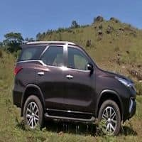 Overdrive: Take a look at leaner & sportier Toyota Fortuner