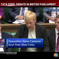 Sparks fly in UK Parliament as it debates Tata Steel pullout