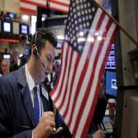 Wall Street rebounds; Nasdaq breaks seven-day losing run