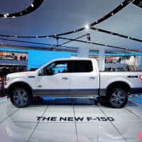 Ford affirms 2017 to be less profitable than 2016