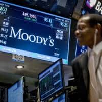 Moody's pays $864 mn to US, states over pre-crisis ratings