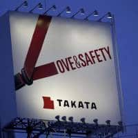 Takata to plead guilty, pay $1 bn US penalty over air bag defect