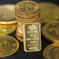 Gold under pressure on Yellen's support for rate hikes