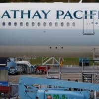 Cathay Pacific shares skid after major ops review underwhelms