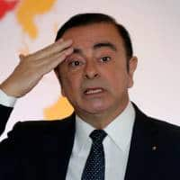 Nissan says Ghosn to relinquish CEO role, Saikawa to take helm
