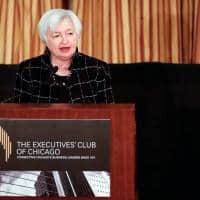 Yellen hints at March rate hike as Fed signals end of easy money