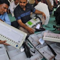 SC to hear on April 13 pleas challenging use of EVMs in polls