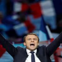 Emmanuel Macron, Marine Le Pen set for French election run-off